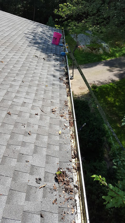 Gutter Cleaning CT Blog Projects Pictures information